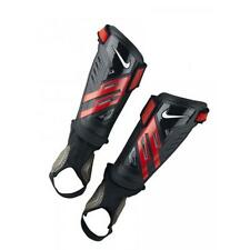 Nike Protega Shield Guard Shin Guard Shingurads Black/Red