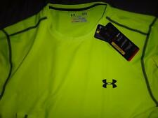 UNDER ARMOUR TECH FITTED SHIRT HEAT GEAR SIZE 3XL L M  MEN NWT $$$$