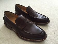 New Sperry Top Sider Gold Cup Bellingham Penny Dark Brown Loafer MSRP$180