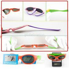 Baby Boy Girl Polarized Sunglasses Soft UV Protection Child Goggles Glasses G68