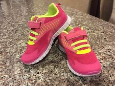 NEW Pink Danskin girl sneakers sz 7 8 9 10 or 11 toddler shoes