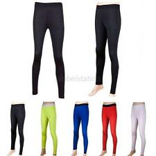 Womens Workout Legging Yoga Gym Fitness Running Training Pants Apparel Black Hot
