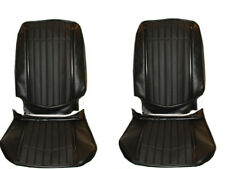 1970 GTO LeMans Sport Front Seat Covers Upholstery PUI New
