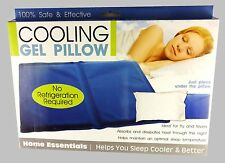 Brand New Cooling Gel Pillow Pad, No Refrigeration Required, Cooler Better Sleep