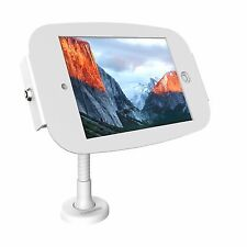iPad Flex Kiosk - iPad Security Stand with Enclosure and Lock - Fits all iPads