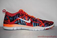 Nike free 5.0 tr fit 4 print Women's running shoes 629832 600 Multiple sizes