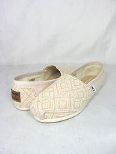 NEW WOMEN TOMS CLASSIC WHISPER DIAMOND WOVEN ORIGINAL 10004998