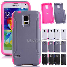 High Impact Rugged Commuter Series Shockproof Case Cover For Samsung Galaxy S5