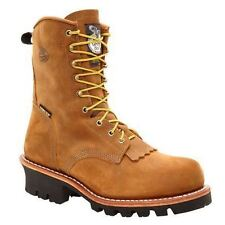 Georgia G9382 Mens Insulated GORE-TEX Waterproof Steel Toe Logger Work Boots