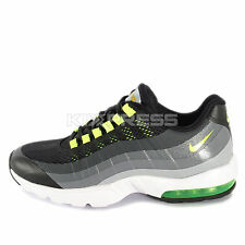 WMNS Nike Air Max 95 Ultra [749212-002] NSW Running Black/Volt-Grey