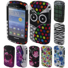 For Samsung Stratosphere i405 Zebra Snap On HARD Case Cover Accessory