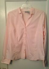 PINK CHICO'S  BLOUSE SIZE 3