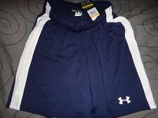 UNDER ARMOUR PERFORMANCE BASKETBALL HEATGEAR SHORTS SIZE S MENS NWT $$$$