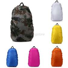 Colorful Travel Camping Backpack Rucksack Bag Pouch Waterproof Dust Cover  A86