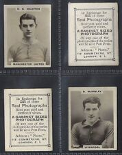 PINNACE FOOTBALL - DOUBLE FRAME BACK (NUMBERS 0421-0450) PLEASE SELECT YOUR CARD
