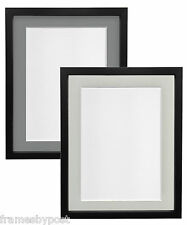 RIO Picture Photo Frames with Acid Free Mounts RIOBW-GM