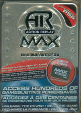 AR Action Replay MAX - Sony PSP (The Ultimate Cheat System) NEW