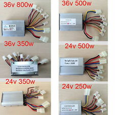 New Motor Brush Controller For EV Electric Bike Bicycle Scooter E-Bike