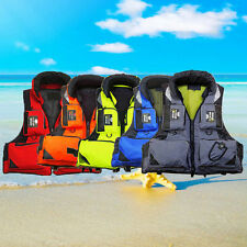 Sporting Buoyancy Aid Sailing Kayak Vest Boating Fishing Life Jackets Preservers