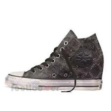 Shoes Converse All Star Canvas 547196c sneakers casual Women's Dark Grey