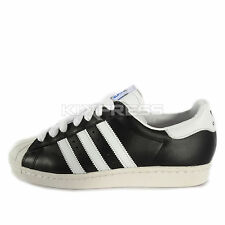 Adidas Superstar 80S Nigo [M21510] Original Casual Black/White