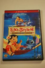 Disney's Lilo & Stitch Big Wave Edition 2 Disc DVD Set