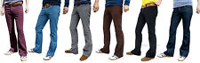 Boot Cut mens cords bootcut hippy 60s 70s jeans retro vtg indie flares trousers
