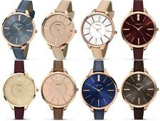 Sekonda Editions Leather Strap Ladies Watch As Seen On Tv and More ..