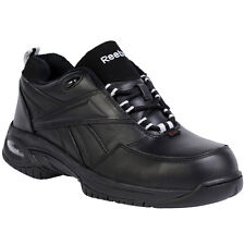 New Reebok RB4177 Men's Tyak High Performance Athletic Oxford Black All Sizes
