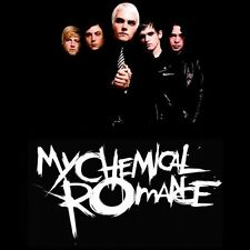My Chemical Romance America famous punk band Fabric poster 24