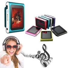 "Music Playing Mini 6th Gen 1.8"" LCD MP3 MP4 Player FM Radio Video Clip Player AD"