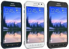 MINT Samsung Galaxy S6 Active G890A AT&T  UNLOCKED  4G LTE 32GB Blue/White/Gray