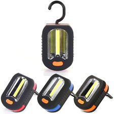 Protable Multi-function LED Lamp Light w/ Hook for Outdoor Travel Camping Hiking