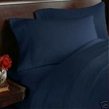US Bedding Collection Navy Blue 1000TC Egyptian Cotton Select your item&Size