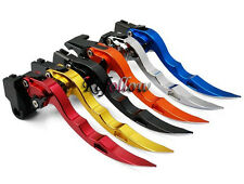 Blade 6 Color Option Brake Clutch Levers For MOTO GUZZI NORGE 1200/GT8V 06-15
