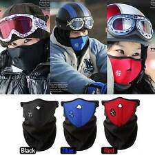 Color Neck Warm Face Mask Veil Neoprene Winter Sport Motorcycle Ski Cycling Bike