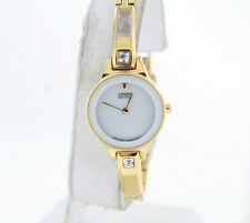 Women's Citizen EX1322-59A Silhouette Swarovski Crystal-Accented Eco-Drive Watch