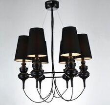 Josephine Style Elegant Pendant Lamp 3 or6 Lamp Shades Chandelier Wall Lamp