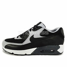 Nike Air Max 90 Essential [537384-053] NSW Running Black/Wolf Grey