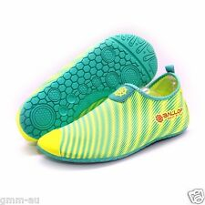 Ballop Skin Fit Shoes Aqua Water Out & indoor Yoga Shoes Ray Green for Boy Girl