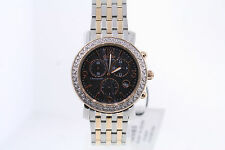 Ladies Citizen FB1296-51H Eco-Drive Two-Tone Stainless Chronograph Watch
