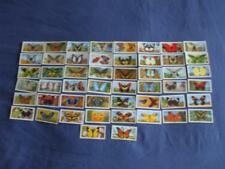 BROOKE BOND TEA CARDS:BUTTERFLIES OF THE WORLD 1964:BUY INDIVIDUALLY NO'S 1-50