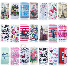 Fashion Wallet Leather Flip Pouch Stand Soft Case Cover For iPhone 4G 4S -DEFFER