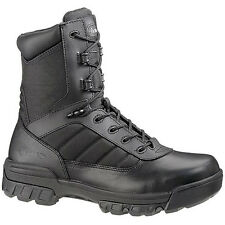 Bates Sport Tactical 8 Inch Full Leather Unisex Boots Military - Black All Sizes