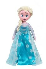 Disney Frozen Elsa Soft Plush Doll