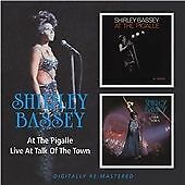 Shirley Bassey - At the Pigalle/Live at Talk of the Town (2008)  2CD NEW/SEALED