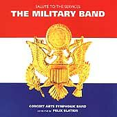 The Military Band: Salute to the Services, New Music