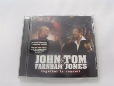 John Farnham & Tom Jones: Togther in Concert (CD)