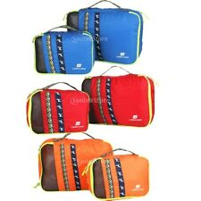 Travel LUGGAGE ORGANIZER SUITCASE Bag CLOTHES STORAGE PACKING CUBE Pouch HANDBAG