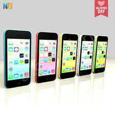 Apple iPhone 5C 8G/16G/32GB (Factory Unlocked) Smartphone All Colors Available